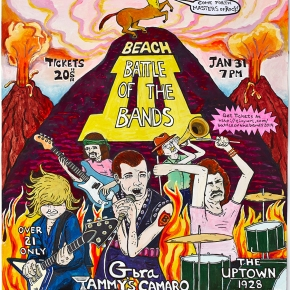 Beach Battle of the Bands 2014 is January 31st!