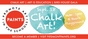 PAINTS Chalk Art Fest, Sun, Sep 18